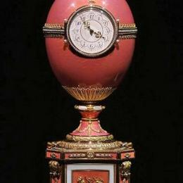 Ротшильдовское яйцо Фаберже (The Rothschild Faberge Egg) на аукционе Christie`s