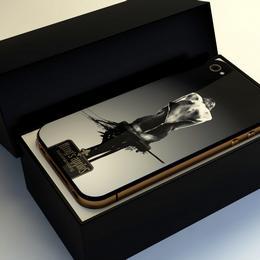 iPhone Retro cinema