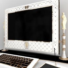 Apple iMac Gold & Stone