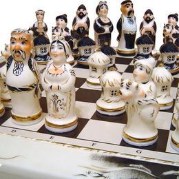 Тематические шахматы по Н.В. Гоголю
