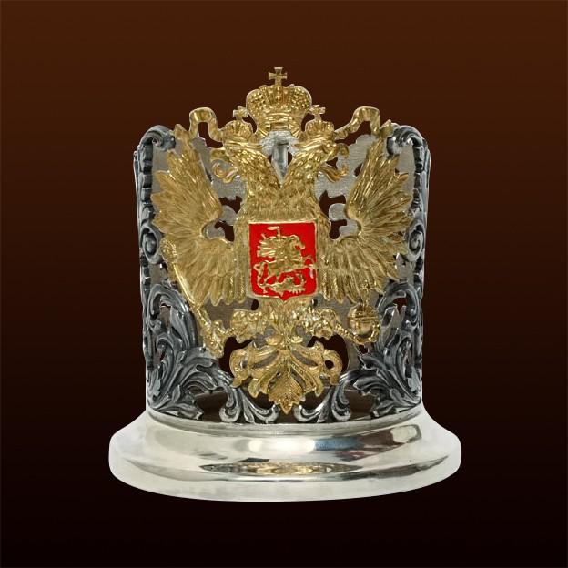 Подстаканник с гербом