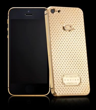 iPhone Caviar Penta Unico Sole