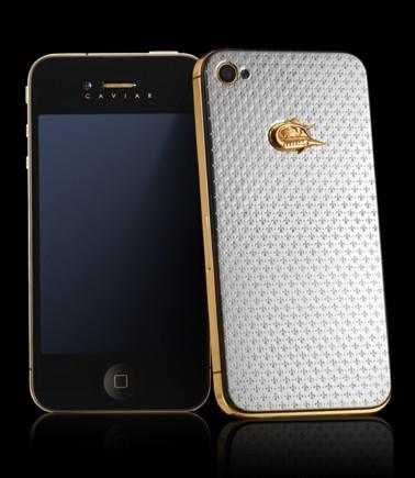 iPhone Caviar Unico Luna
