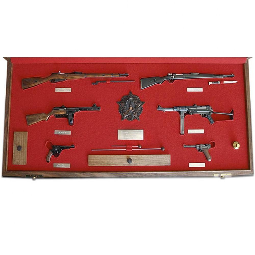 Коллекция миниатюр 2-й Мировой войны