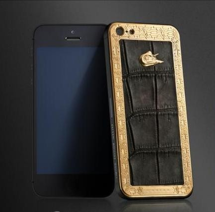 iPhone Caviar Unico Alligatore