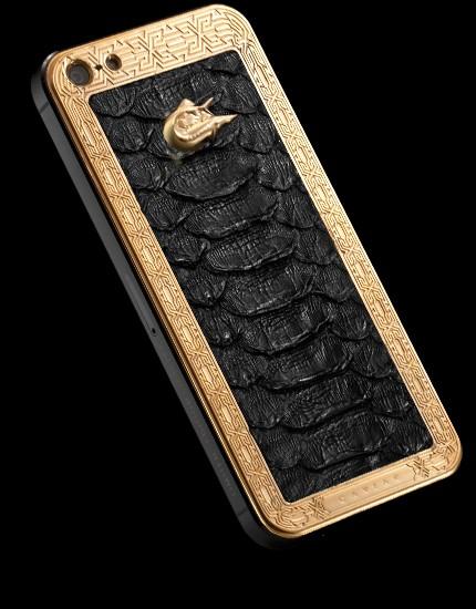 iPhone Caviar Unico Cobra