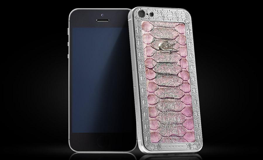 iPhone Anaconda Rosa