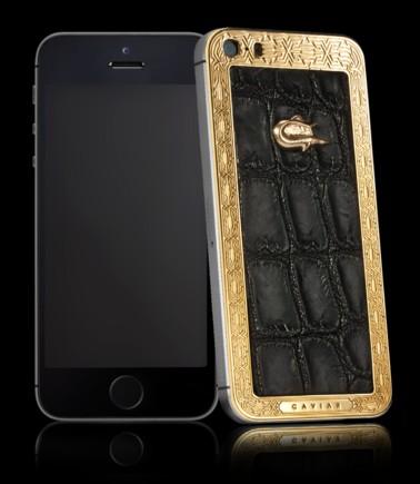 iPhone 5S Unico Alligatore Le
