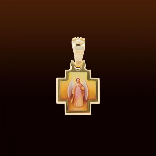 Маленький золотой крест