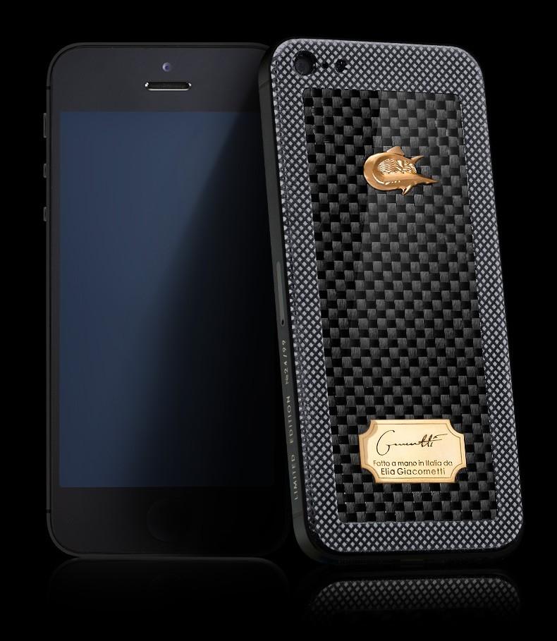 iPhone Unico Titano Oro