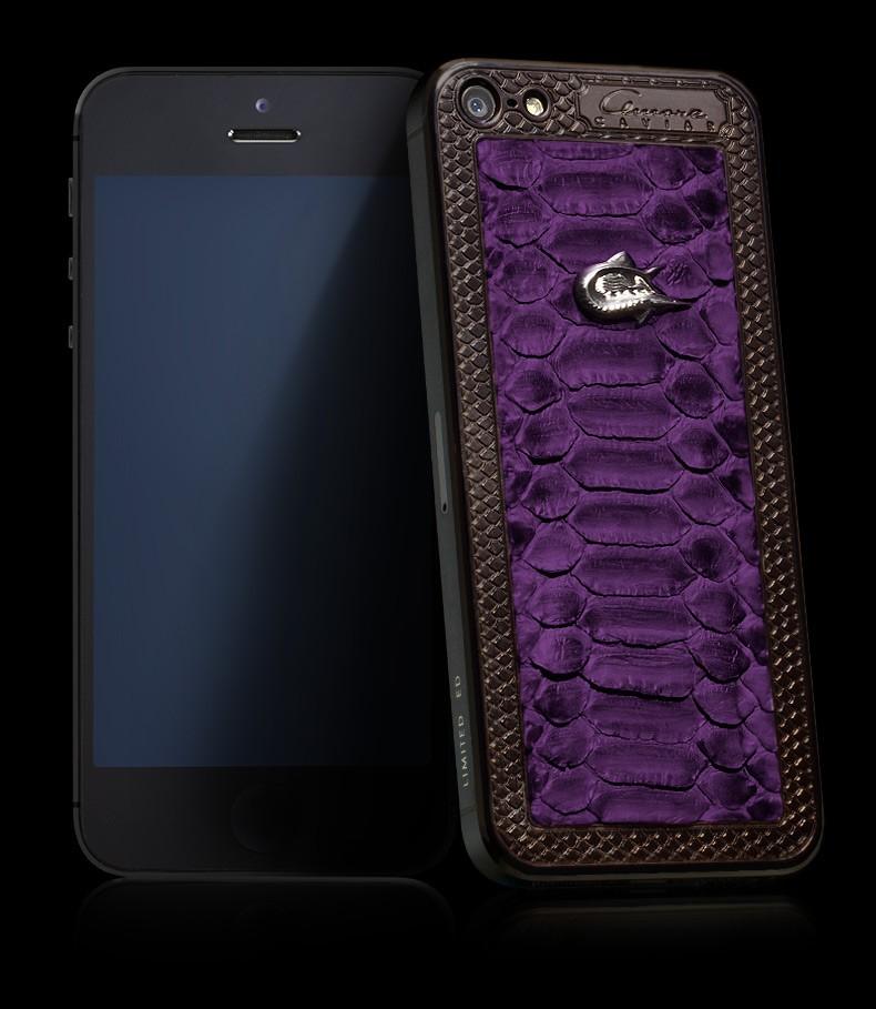 iPhone 5 Amore Mirtillo