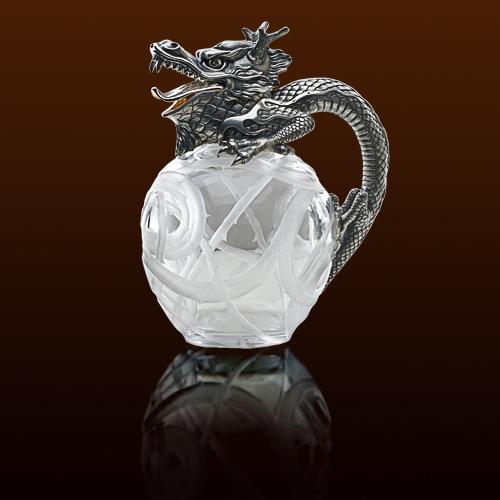 Графин Дракон (Фаберже)