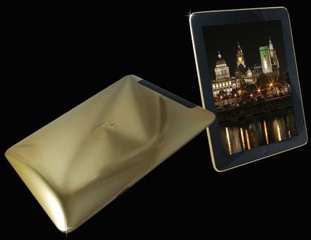 Золотой iPad