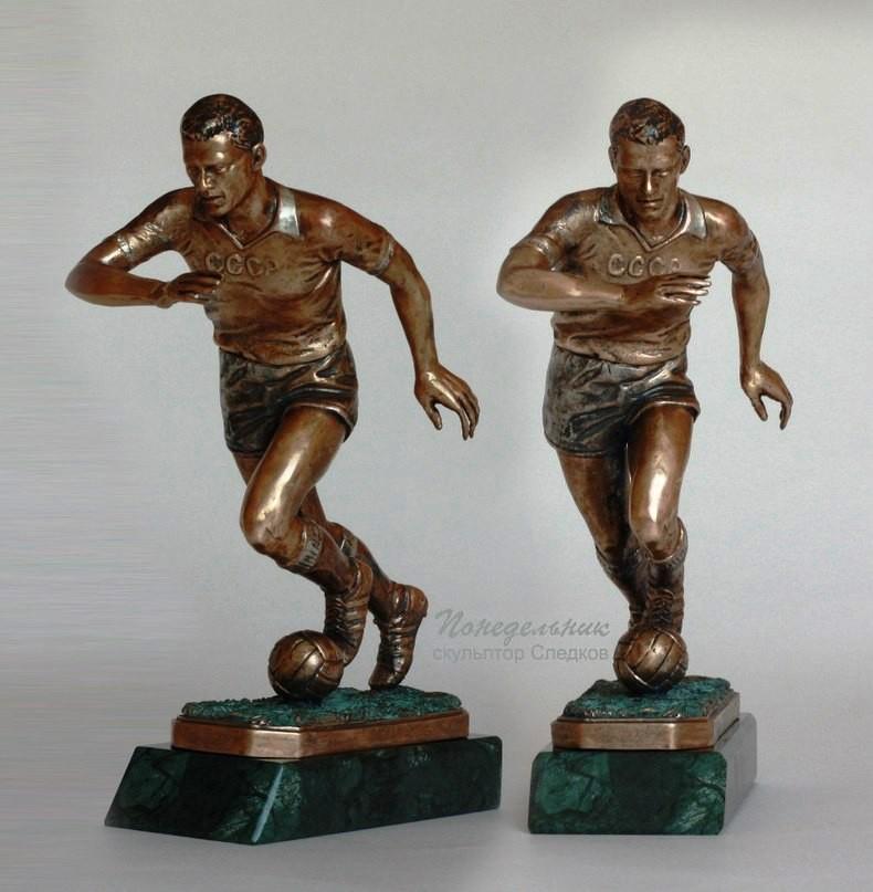 Скульптура Понедельник Виктор