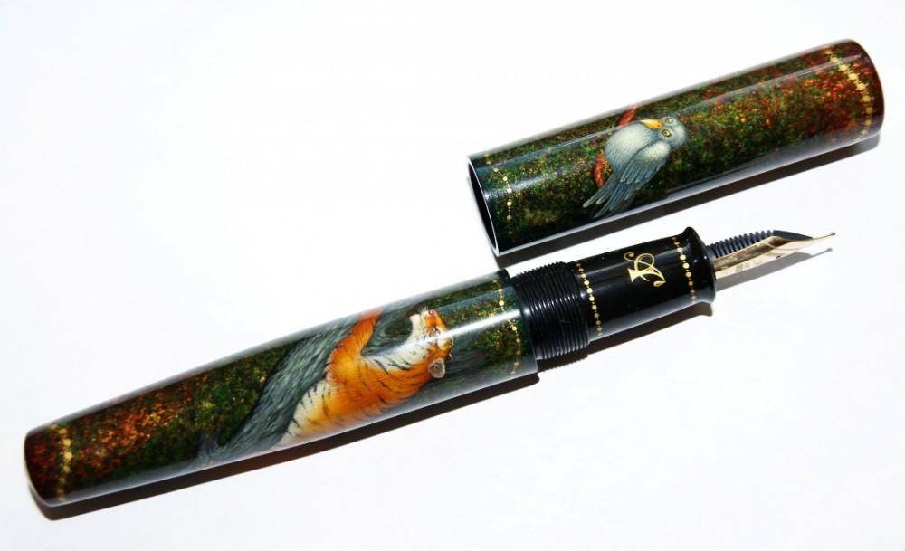 """Ручка """"Бенгальский Тигр"""""""