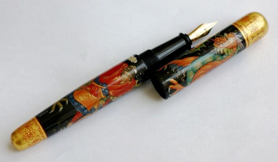 """Ручка """"Драконы"""""""
