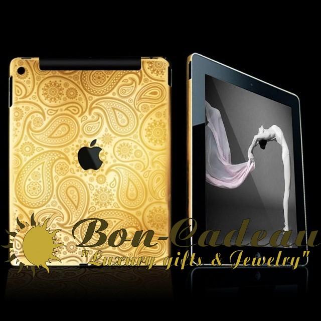 iPad Air Carrera Gold