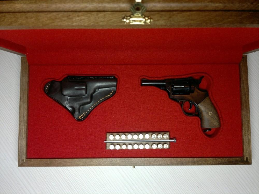 Миниатюра Револьвера системы «Наган»