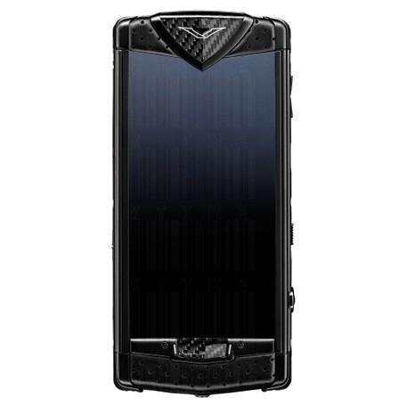 Vertu Constellation T Black Neon Silver Carbon Fiber