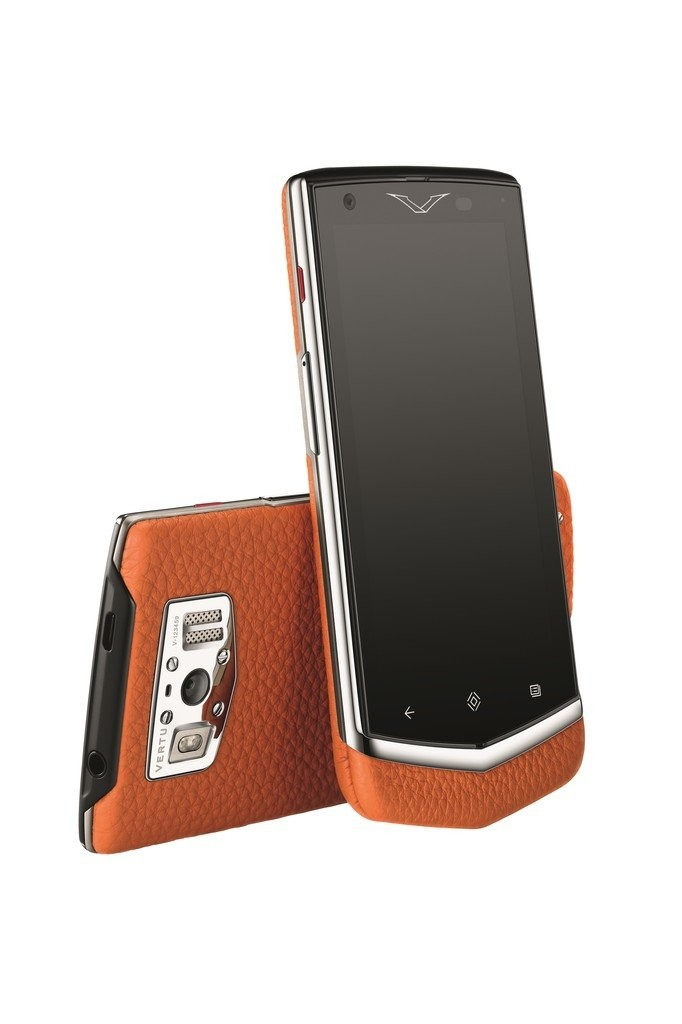 Vertu Constellation || (оранжевый)