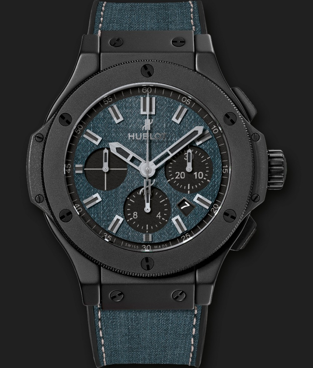 Hublot Big Bang Jeans Ceramic 44 mm