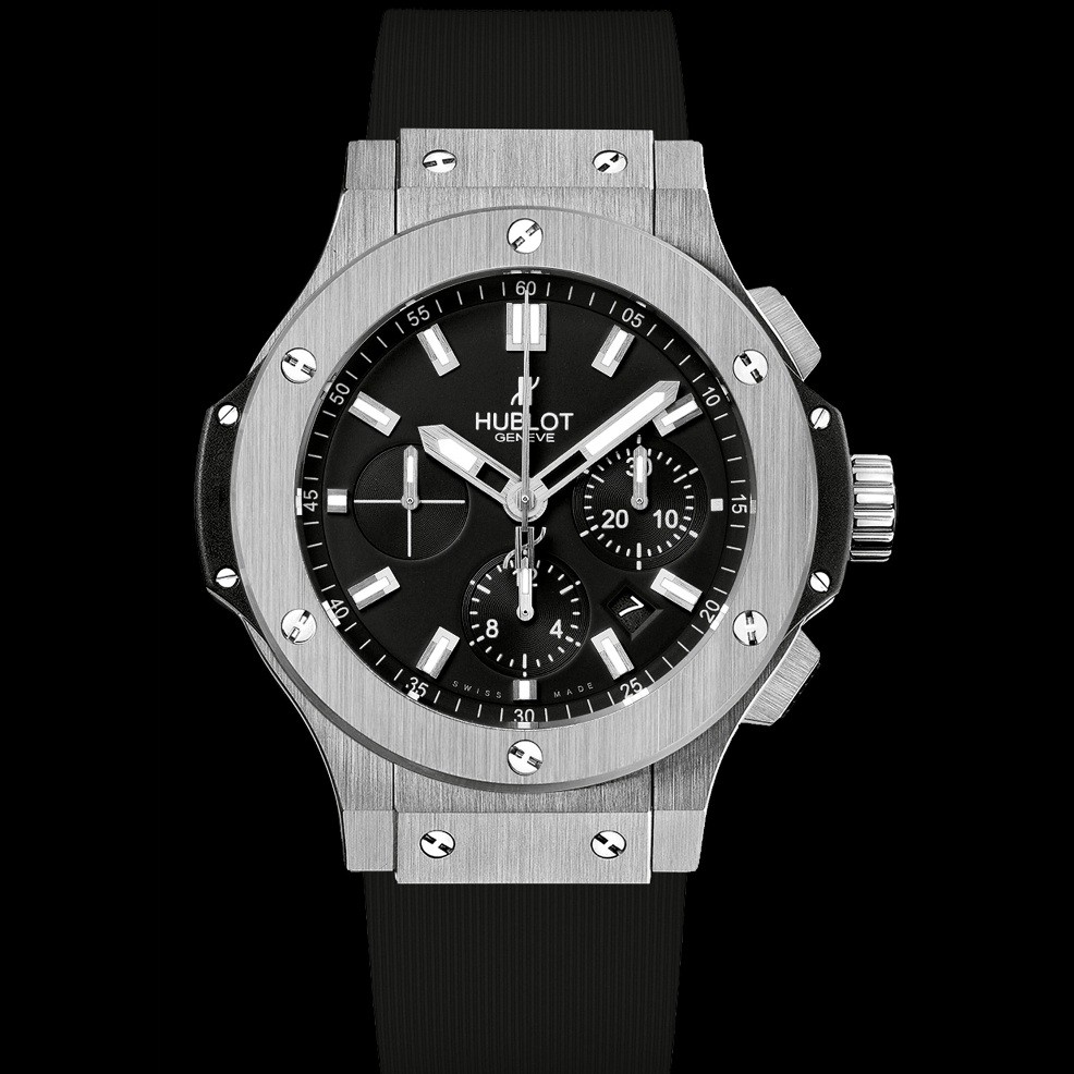 Hublot Big Bang Black Dial Chronograph