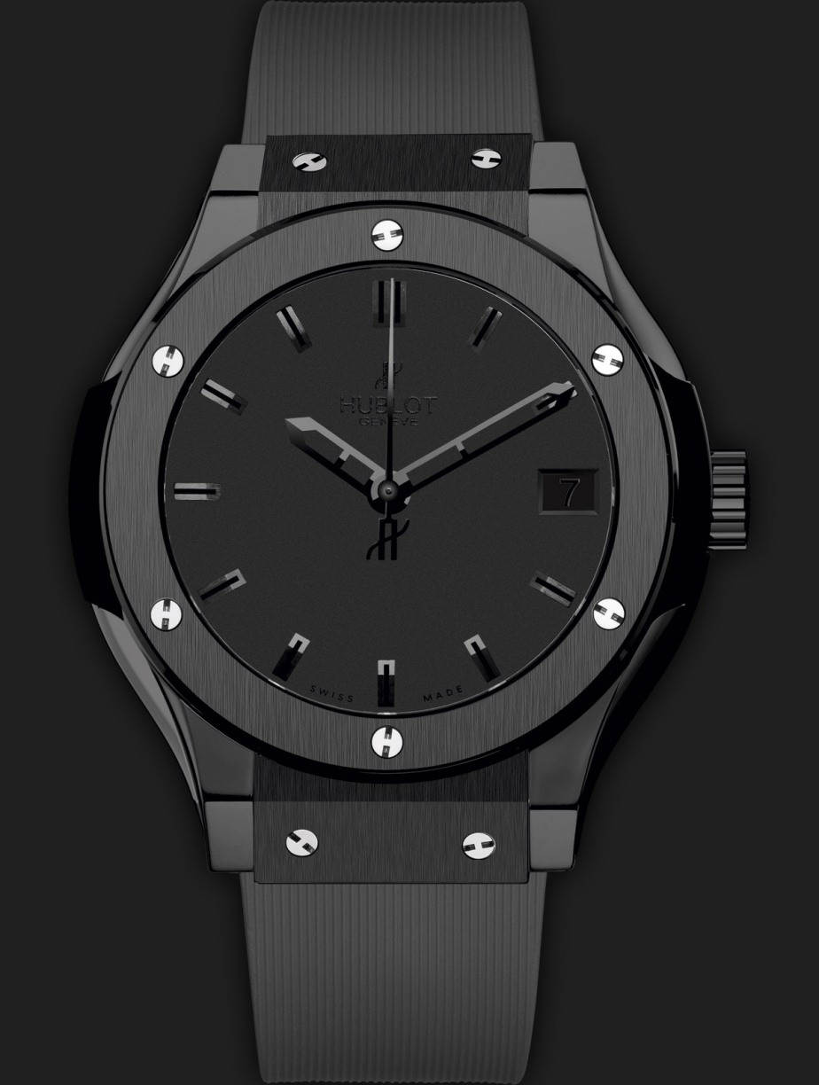 Hublot Classic Fusion All Black