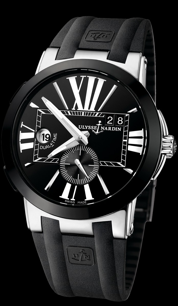 Ulysse Nardin  Executive Dual Time 263-90-3C/72