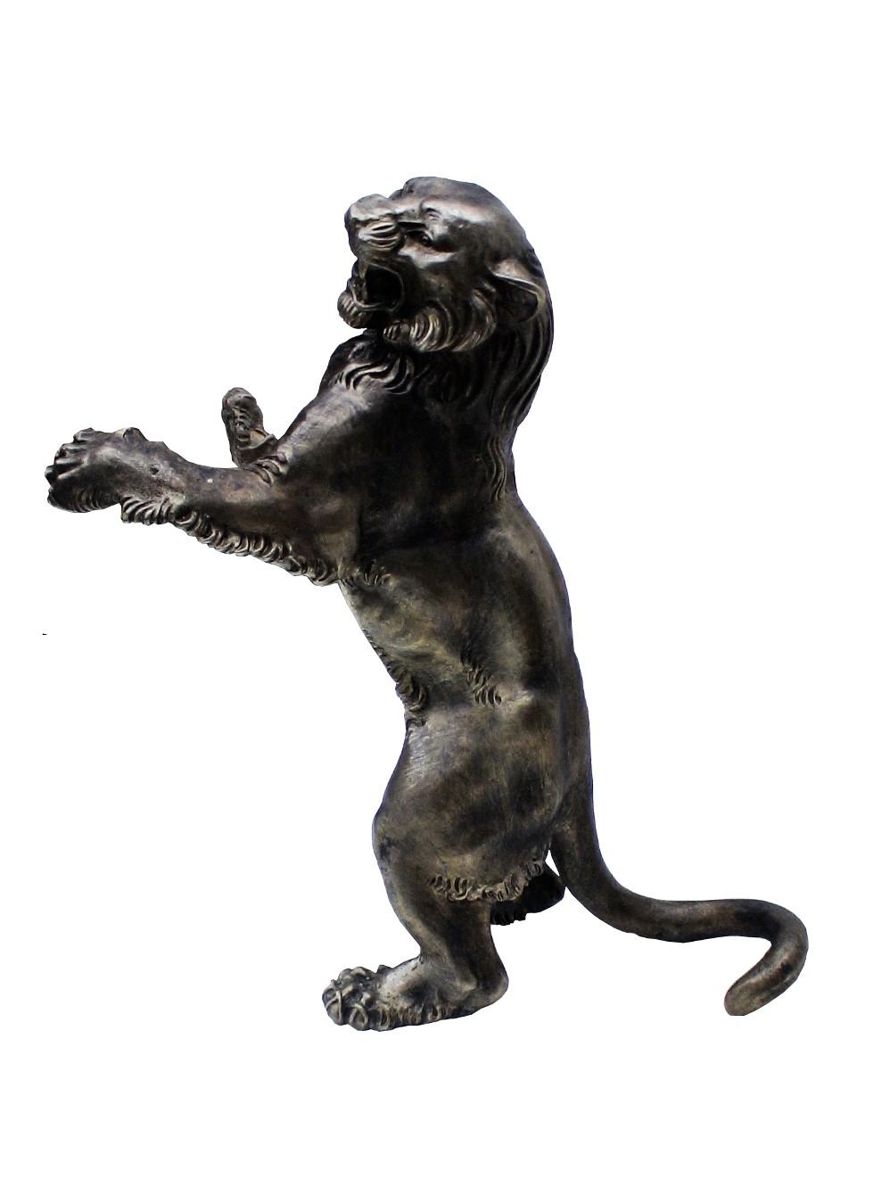 Тигр из бронзы