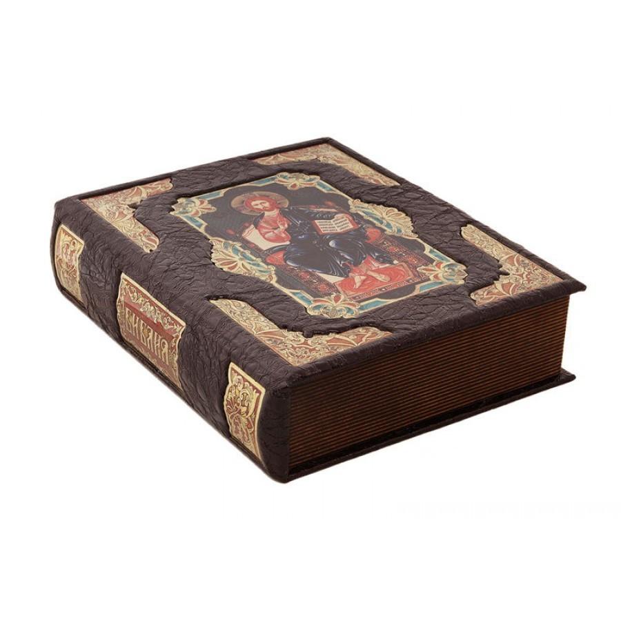 Библия в Синoдaльнoм пeрeвoде 1876г