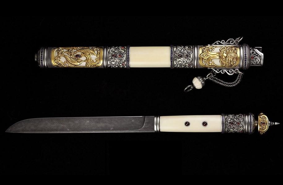 Буддийский нож