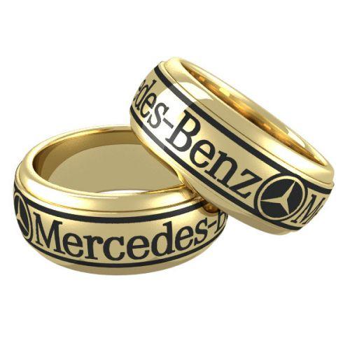 Серия колец «Mercedes»