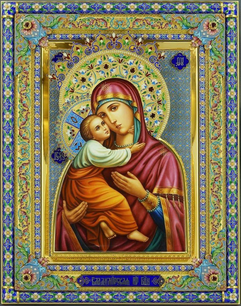 Поздравляем вас с праздником сретения владимирской иконы пресвятой богородицы!