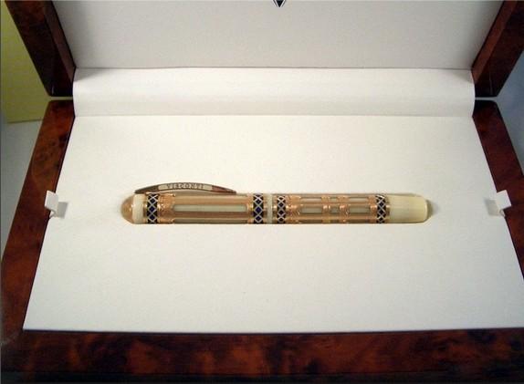 Перьевая ручка Visconti Romanica