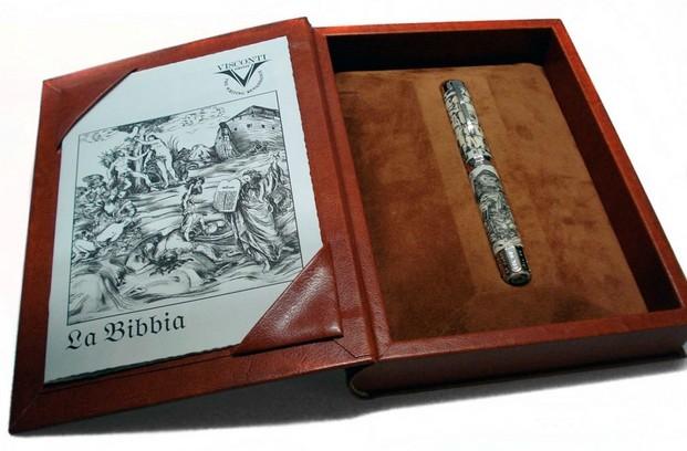 Перьевая ручка Visconti The Christian Bible