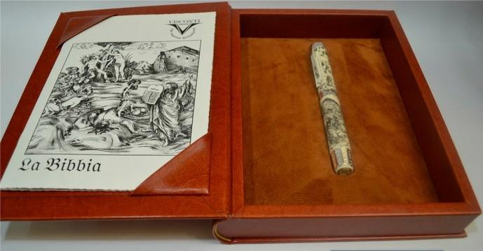 Ручка роллер Visconti Christian Bible
