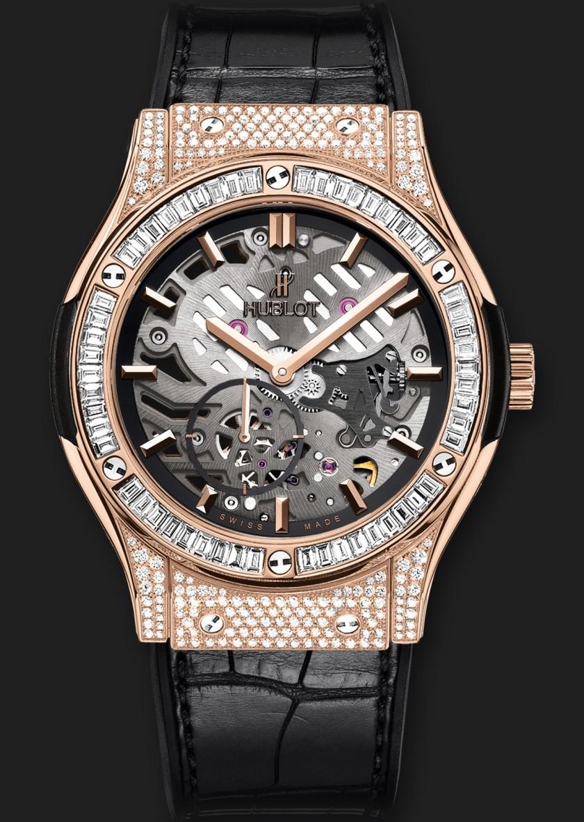 Hublot Classic Fusion Classico Ultra-Thin King Gold Jewellery