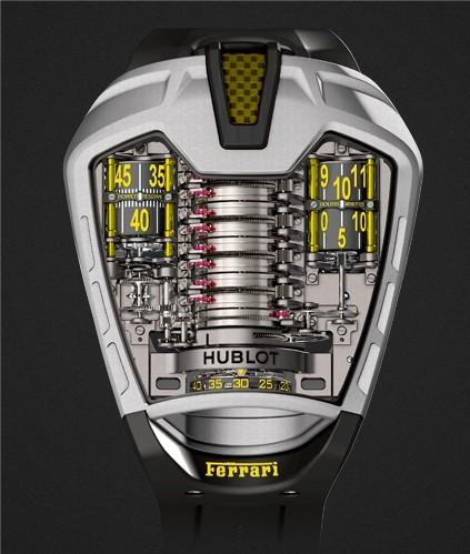 Hublot MP 05 LAFerrari Titanium