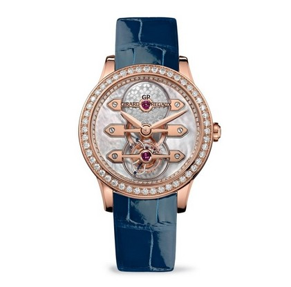 Girard-Perregaux Tourbillon With Three Gold Bridges (lady)