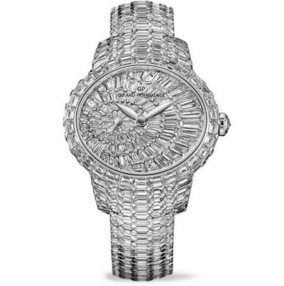 Girard-Perregaux Cat's Eye High Jewellery