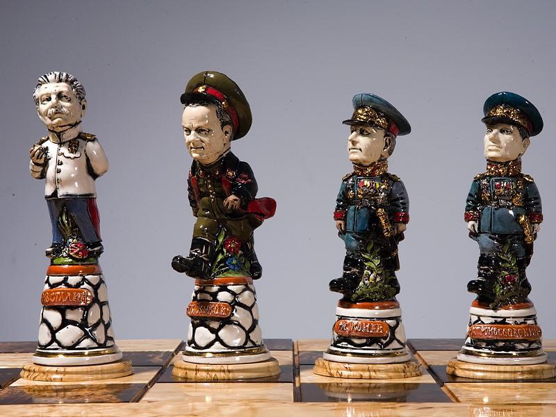 Шахматы Великая победа ВОВ