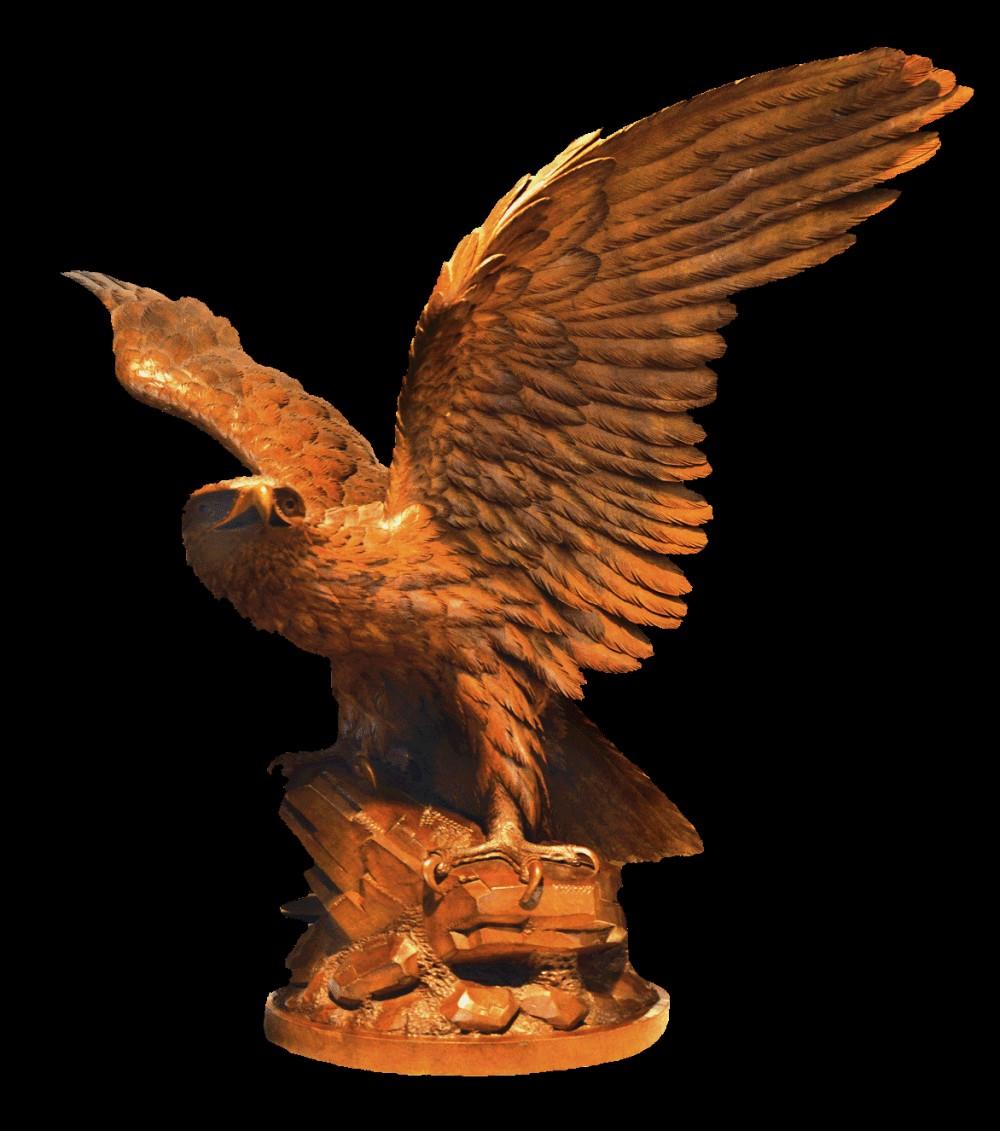 Большой орел