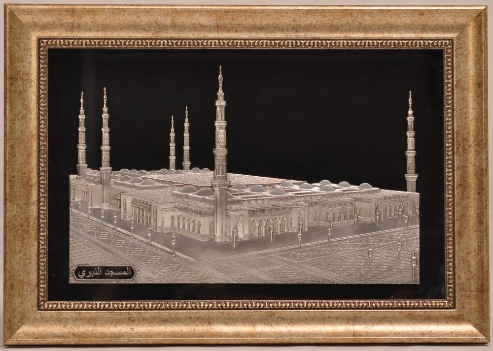 """Панно """"Мечеть Пророка"""""""