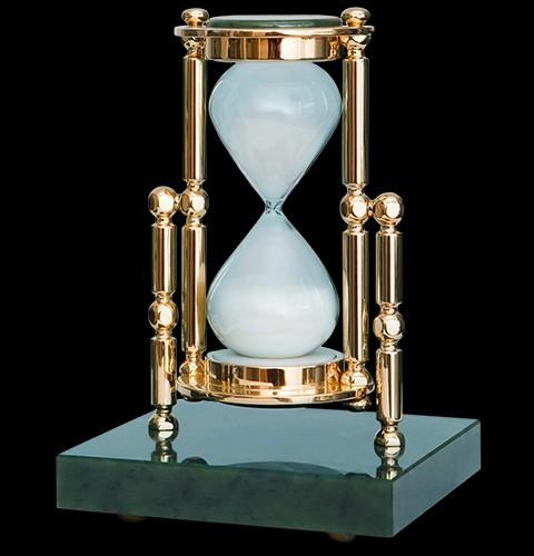 Нефритовые песочные часы на 15 минут