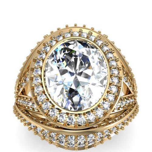 Помолвочное кольцо «Bellezza»