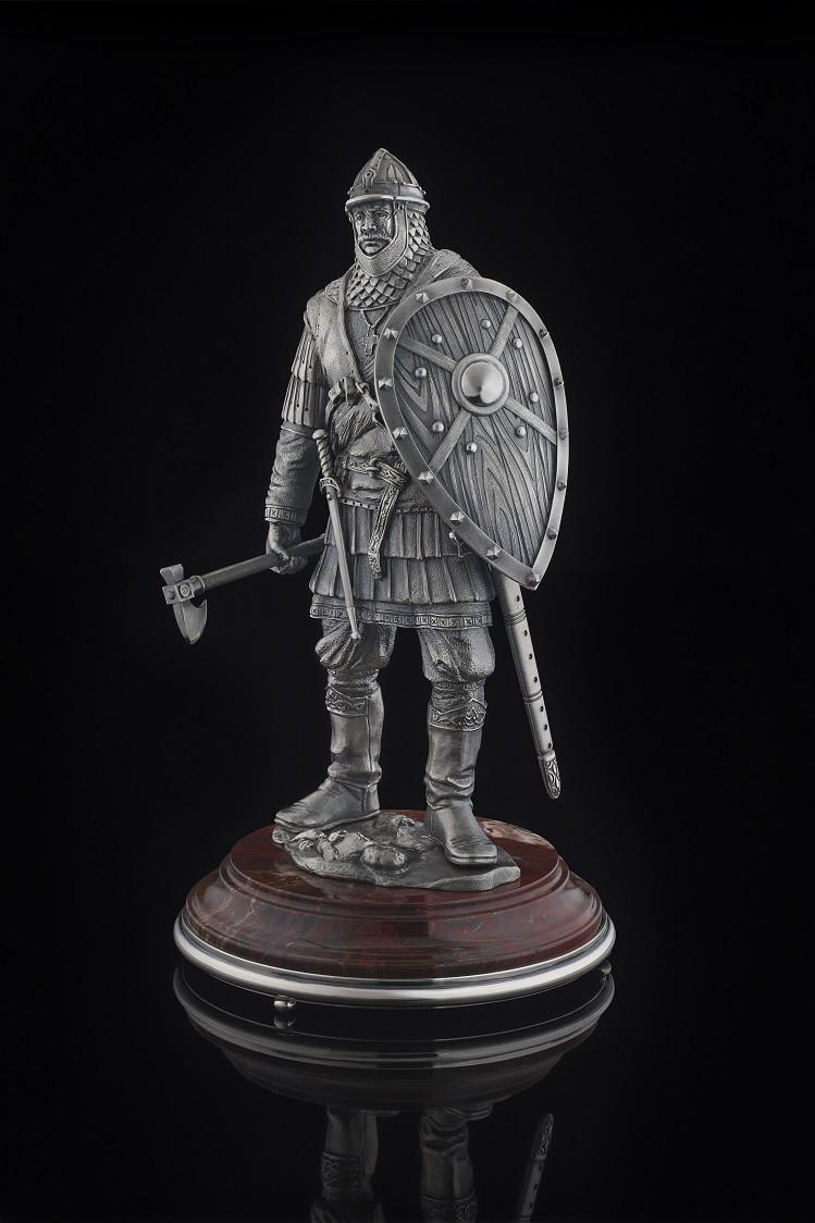 Воин с топором (пеший ратник)