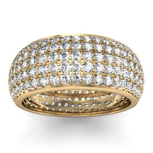 Обручальное кольцо «Amore»