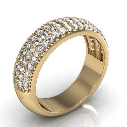 Обручальное кольцо из коллекции «Amore»