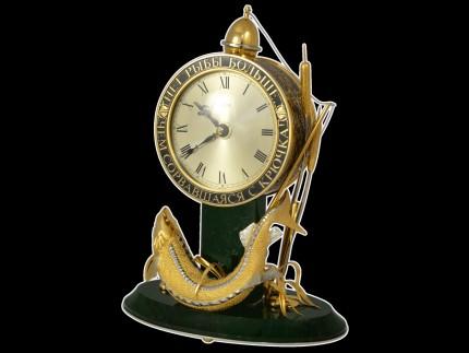 """Часы-барометр """"Рыбачьи"""""""