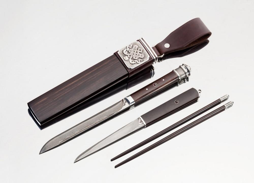 """Ножи и палочки """"Бесконечность"""""""